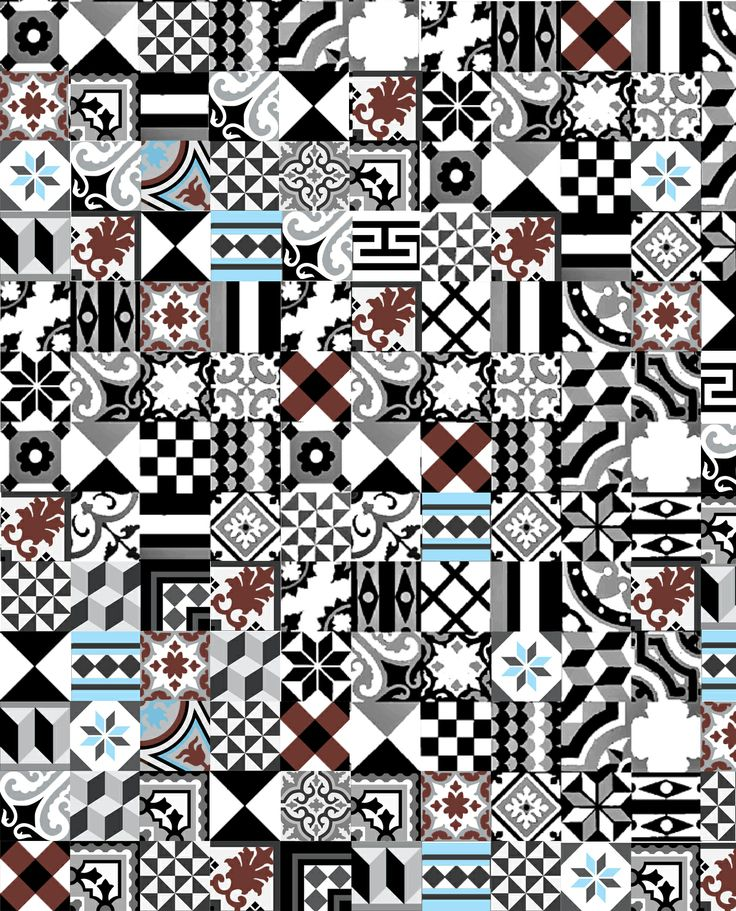 Patchwork Project Tiles https://www.facebook.com/tsourlakistiles http://www.tsourlakistiles.gr/