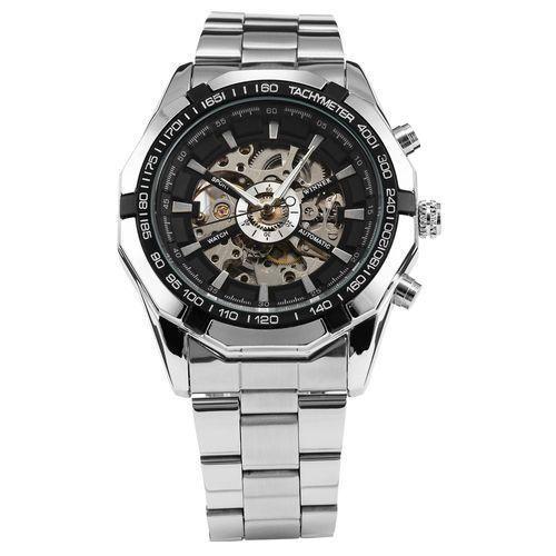 Часы скелетоны Winner