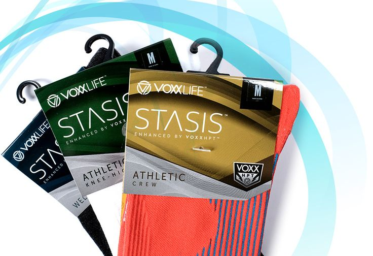This is an amazing way to enjoy Voxx HPT technology every month! This program allows our Associates and Customers the chance to have a new Wellness or Crew Liner Sock every month at the best pricing. Enjoy the newest styles along with all of the best sellers. Note - Joining Sock of the Month Club is a minimum 4 month commitment of $22/month.