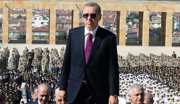Recep Tayyip Erdogan menace l'Europe