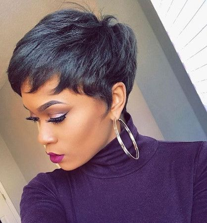 Short wigs african american wigs short pixie hairstyles short haircuts