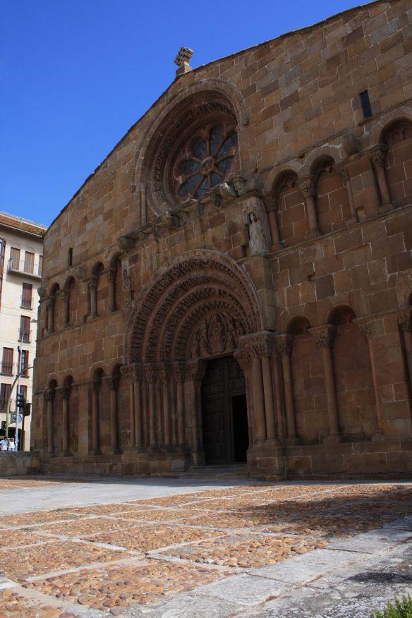 Iglesia de Santo Domingo, una de las joyas rómanicas que podemos visitar en #Soria