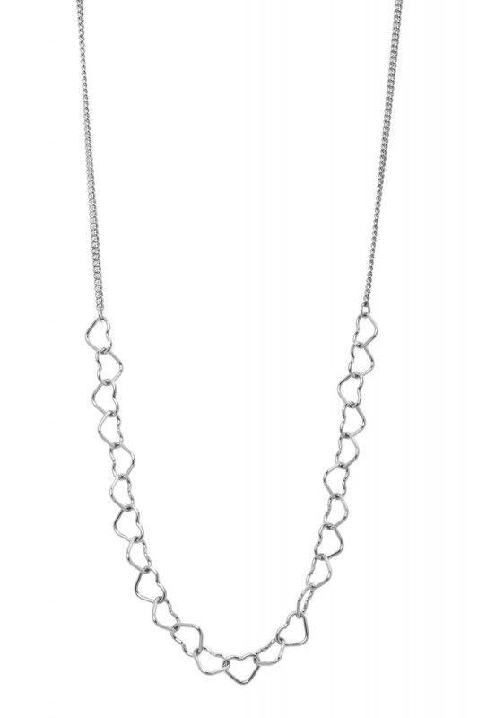 Tomshot Herzchen-Halskette. www.styleserver.de