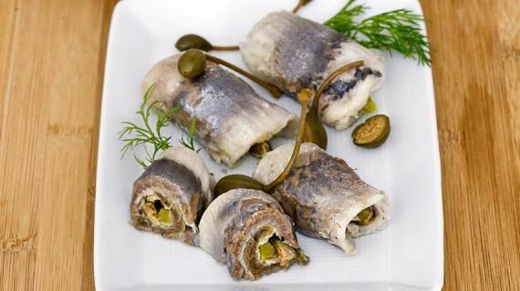 Рольмопсы из сельди. Пошаговый рецепт с фото, удобный поиск рецептов на Gastronom.ru