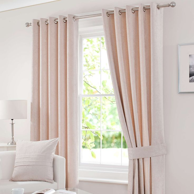 http://www.dunelm.com/product/cream-chenille-lined-eyelet-curtains-1000032866