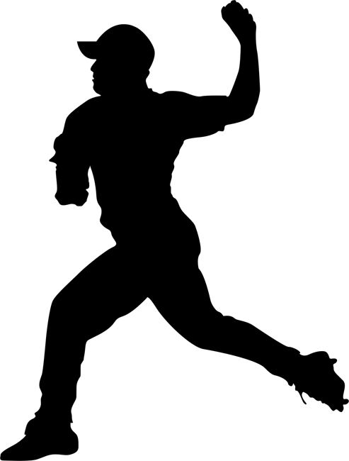 Quickly and easily create a fun and unique design in your child's bedroom or bathroom or even a school athletic facility with our Fastball Baseball Painting Stencil!