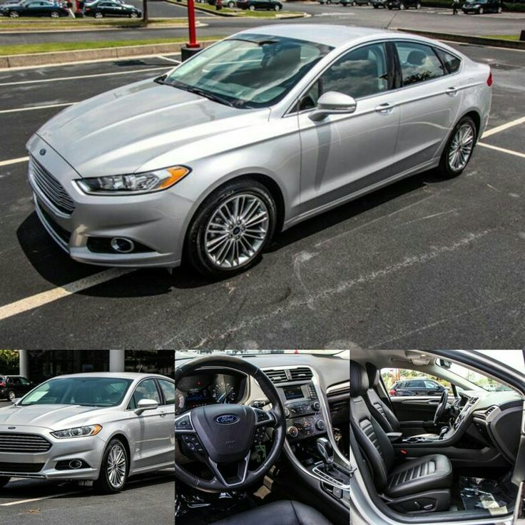 2014 Ford Fusion SE    For more information contact me: Perry (470) 819-6744  perry-platinumluxuryautos.com