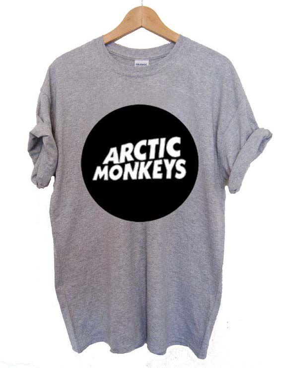 arctic monkeys symbol T Shirt Size XS,S,M,L,XL,2XL,3XL
