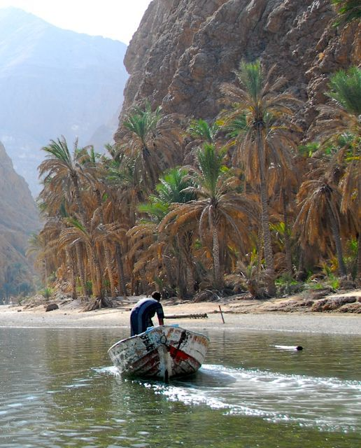 Oman - Wadi Al Shabb...such a beautiful natural place