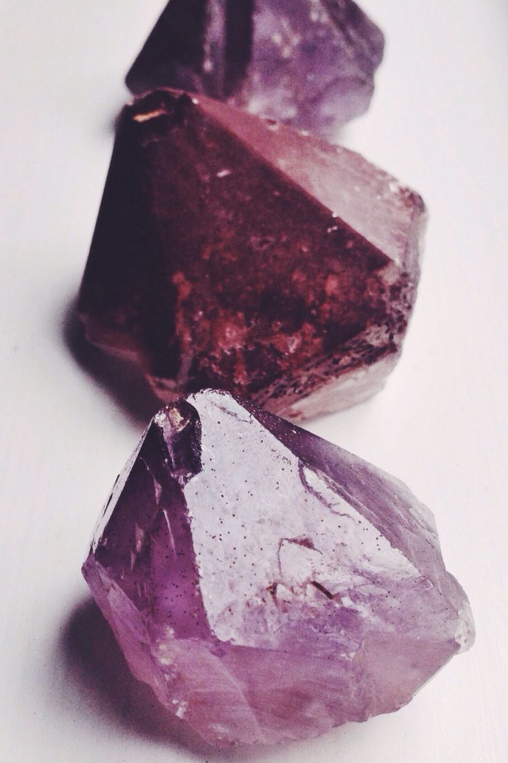 Amethyst earthship sentinels @wildthorne on Instagram