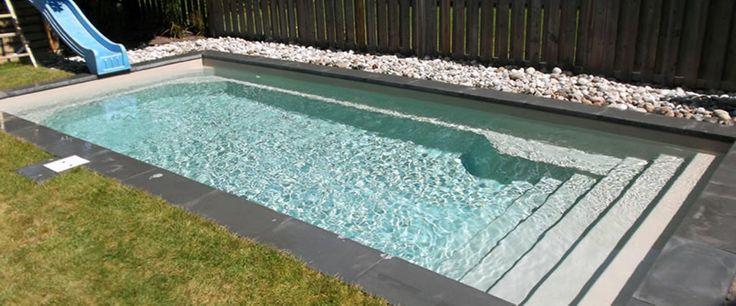 Best 25 Fiberglass Inground Pools Ideas On Pinterest