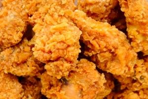 The Chew: Michael Symon's Hot Sauce Fried Chicken Recipe #PerfectTablegate