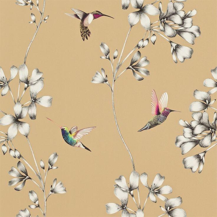 Oltre 25 fantastiche idee su carta da parati a fiori su for Vendita carta da parati