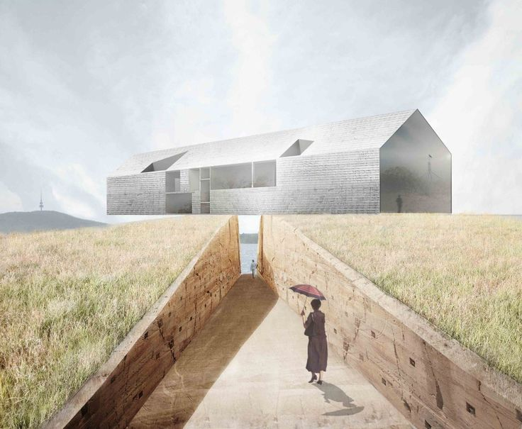 'The Lodge on the Lake' Competition Entry / Other Architects