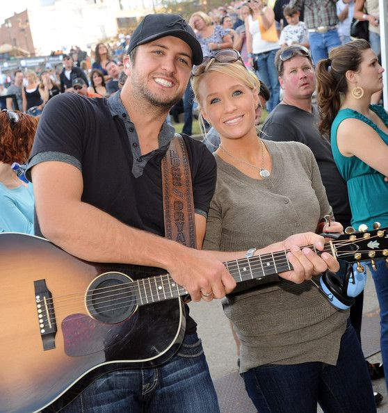 luke bryan wedding photos | Luke Bryan ***EXCLUSIVE COVERAGE*** Recording Artist Luke Bryan and ...