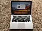 "Apple MacBook Pro A1278 13.3"" Laptop - MD101LL/A  macOS 10.13 & SSD Hard Drive"