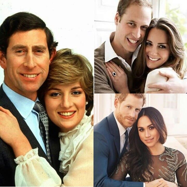 Official photographs after their engagements ❤❤