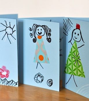 A cute mother's day card to make