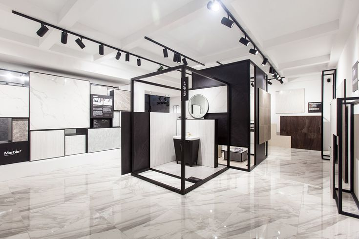 Dongpeng stand for Cersaie 2017 by VXLAB