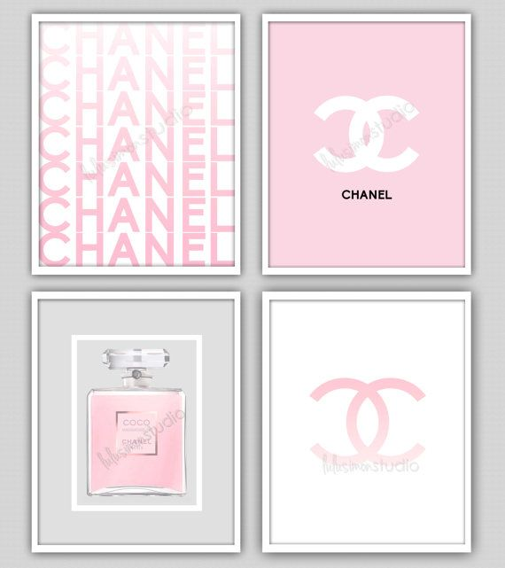 Chanel Book Cover Printable : Best ideas about chanel decor on pinterest