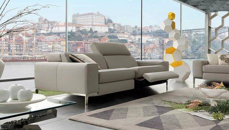 Roche Bobois Calisto Large 3 Seat Sofa Tones Of Home