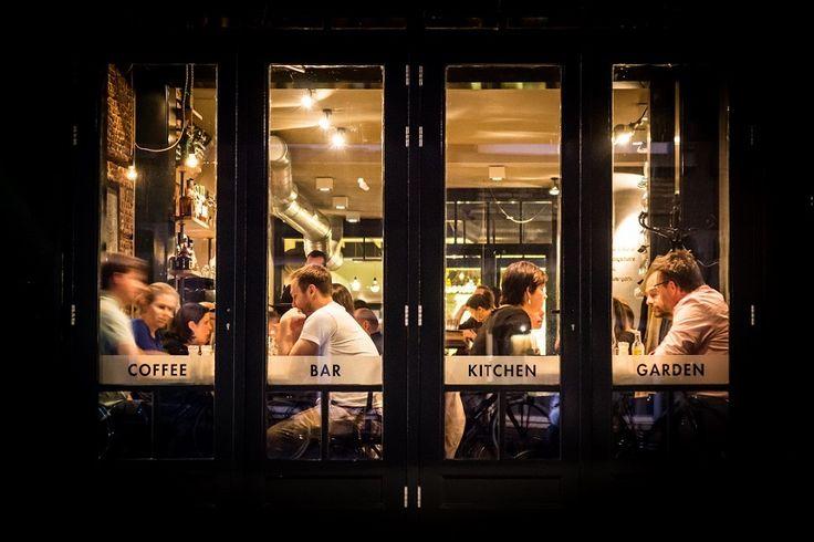 Glutenvrij uit eten in Den Haag: South of Houston!