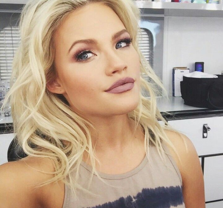 Witney Carson DWTS Makeup//Lime Crime Cashmere