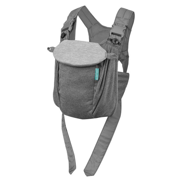 Infantino Unison Newborn Baby Carrier Gray This Was The