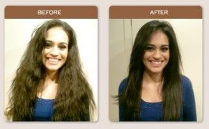 Brazilian Blowout!!! - Before and after shots letting your hair dry naturally