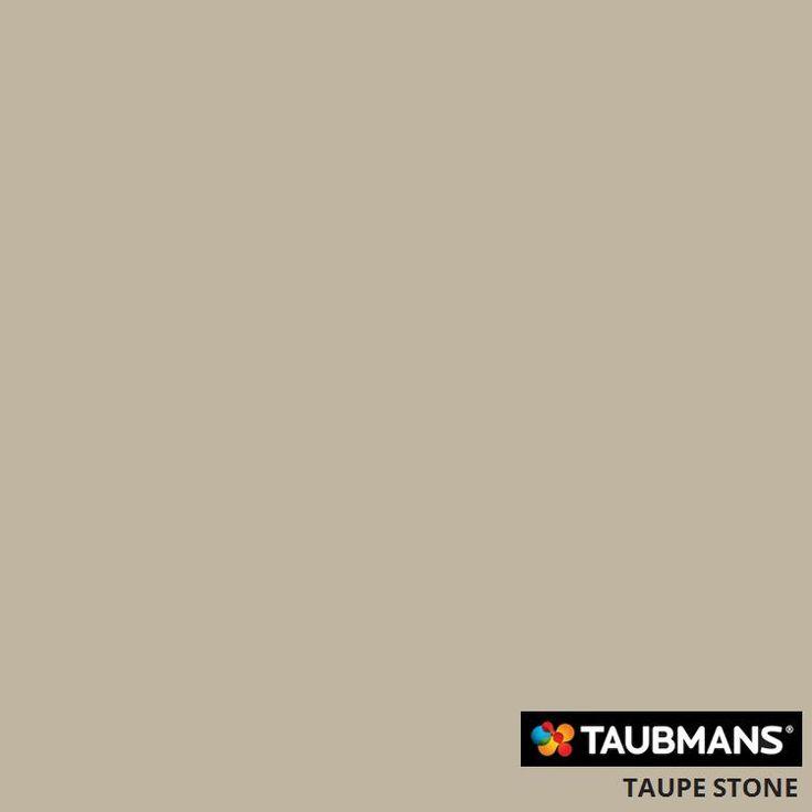 #Taubmanscolour #taupestone #grey