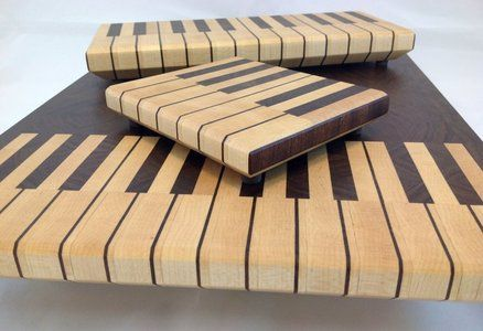 End Grain (Key) Board Collection....by JL7 on Lumberjocks.com