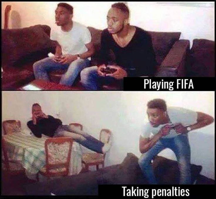 Everytime when i play fifa! tag your fifa buddy that does this  Follow me if your new Click on the link in the bio to get some really cool gaming gear @mystikzgaming  Turn on Post Notifications Double Tap Tag 3 friends if you see this  Hashtags - (ignore please)…