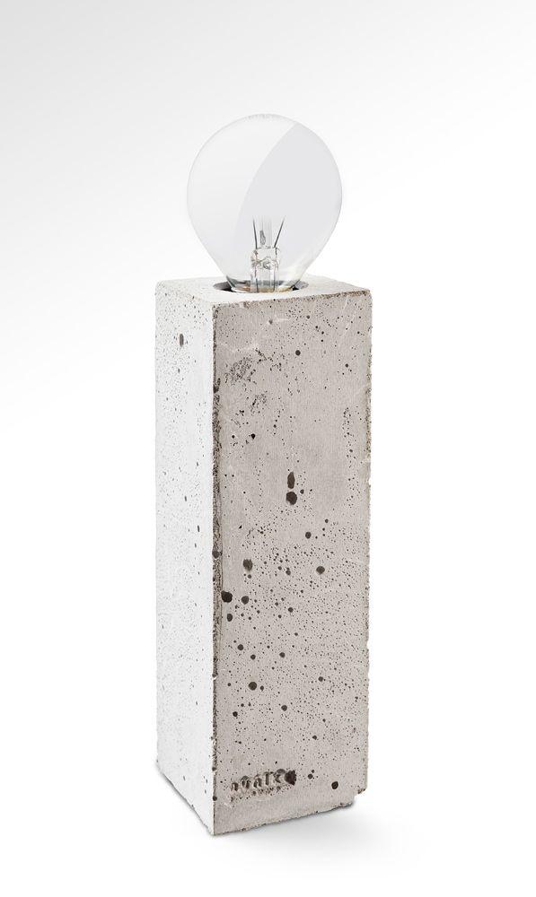 """Lampa z betonu """"Tube_02"""""""