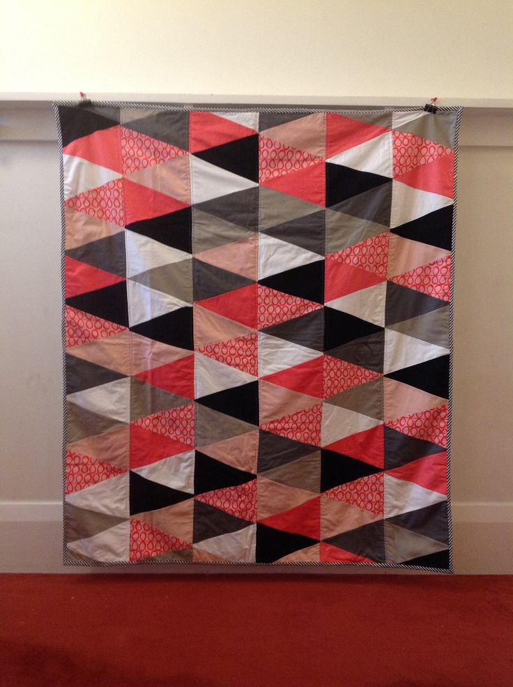 A quilt for baby Esther x