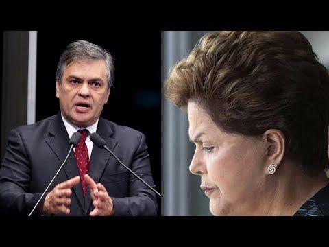 Senador humilha Dilma, a deixa constrangida e se torna viral na web; veja