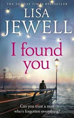 """""""I found you"""", by Lisa Jewell - East Yorkshire: Single mum Alice Lake finds a man on the beach outside her house. He has no name, no jacket, no idea what he is doing there. Against her better judgement she invites him in to her home. Surrey: Twenty-one-year-old Lily Monrose has only been married for three weeks. When her new husband fails to come home from work one night she is left stranded in a new country where she knows no one."""