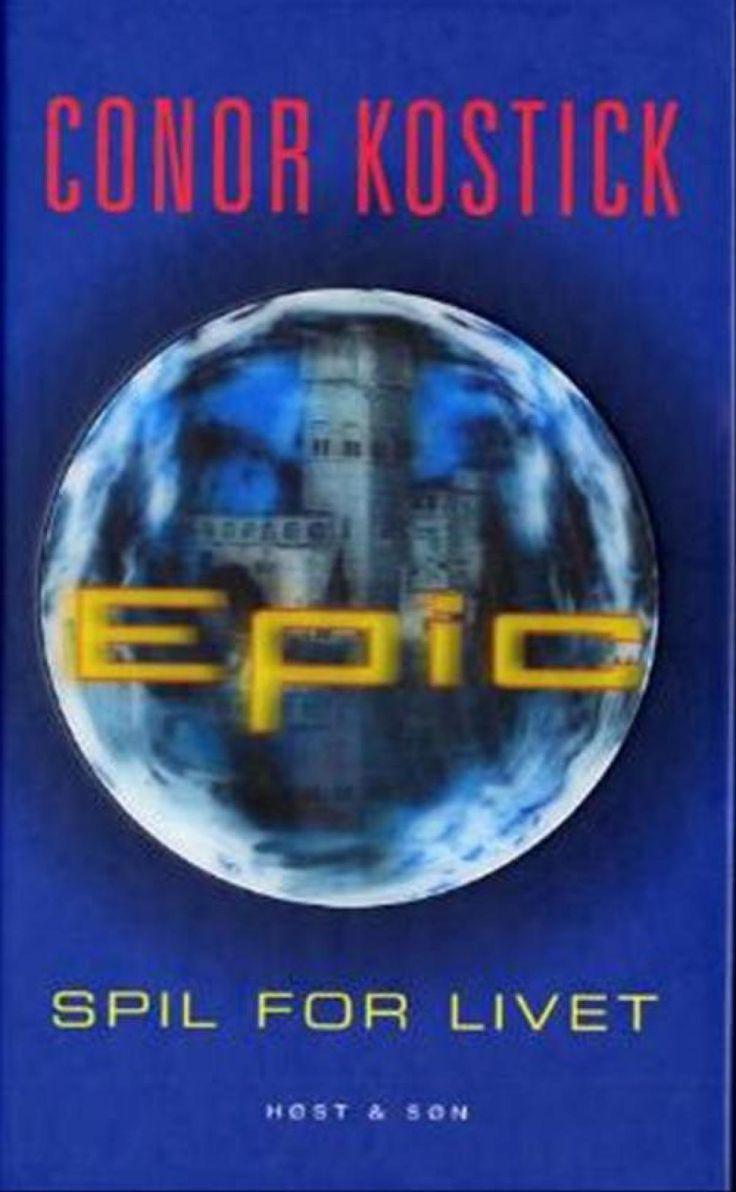 Conor Kostick: Epic : spil for livet