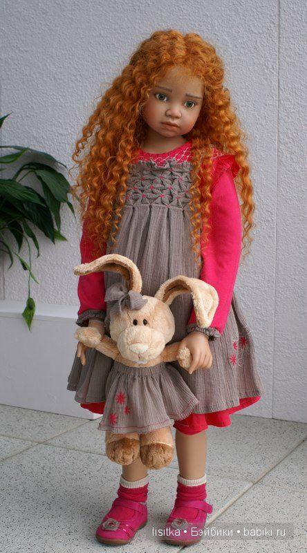 Куклы из новой коллекции Ангелы Саттер - Бэйбики ...