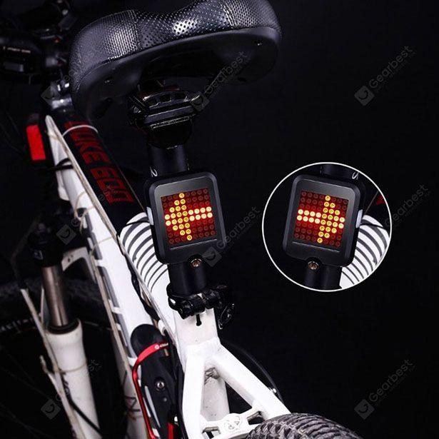 Bicycle Direction Indicator Light Bike Lights Black Sale Price