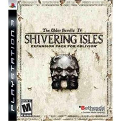 Elder Scrools 4 Shivering Isles - Oblivion PS3