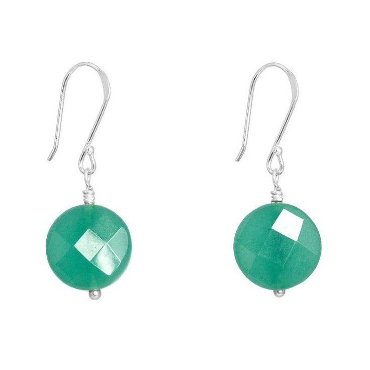 Lola Rose Una Teal Quartzite Earrings