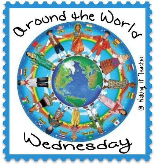 Making It As A Middle School Teacher: Around the World Wednesday ~ Ethnic Groups of Asia & Africa