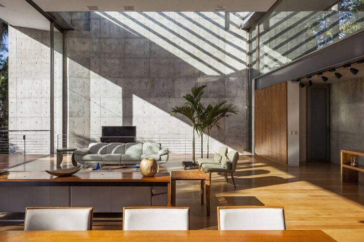 Casas modernas de obra arquitetos ltda