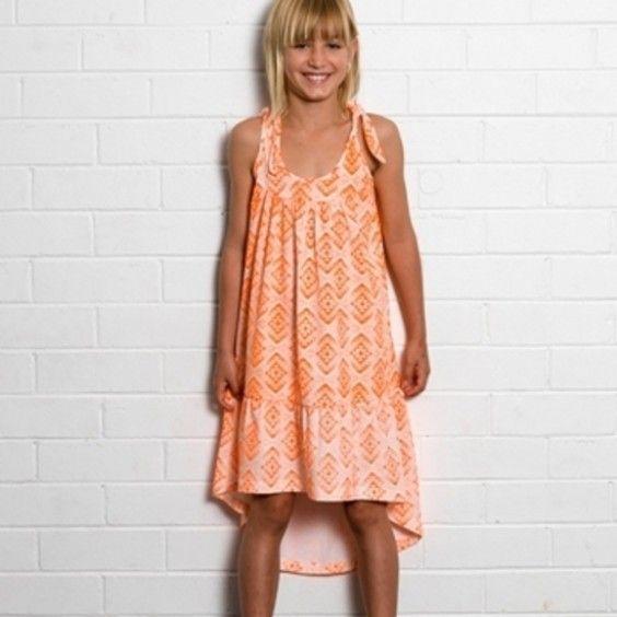 Missie Munster Neo Native Dress #ragamuffins #munster www.ragamuffins.co.nz