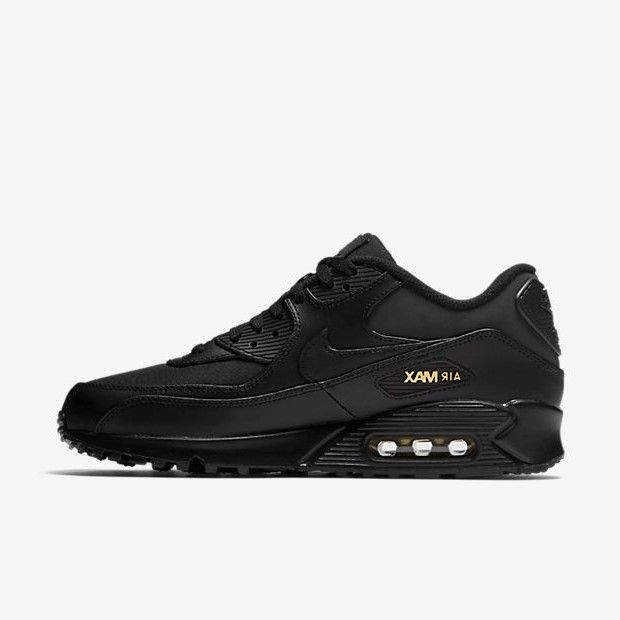 Nike Air Max 90 Premium Black/Gold