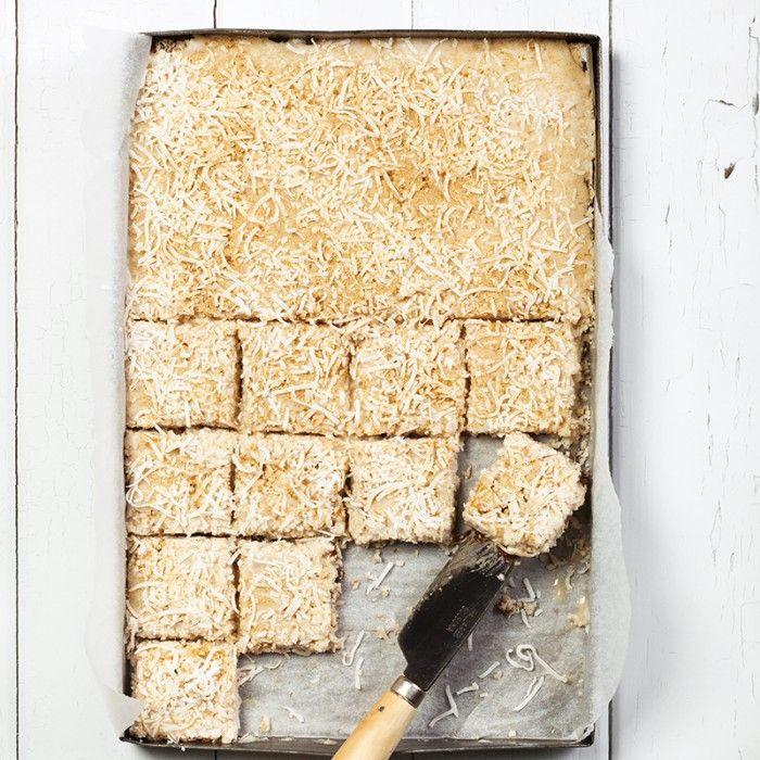 This raw ginger crunch slice uses buckwheat groats to give the base a crunchy texture. Buckwheat, despite its name, is completely gluten-free.