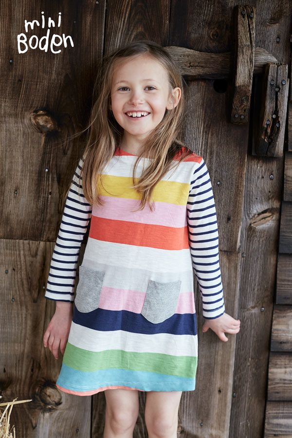 Back-to-school styles that are smart enough for class (but tough enough for play). Buy 2 select Mini Boden items to receive 15% off, buy 3 or more to receive 20% off.