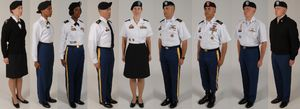 Army Service Uniform - Wikipedia, the free encyclopedia
