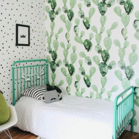 From the lovely wall company · blending wall decals and wall paper genius themckeens is on clever