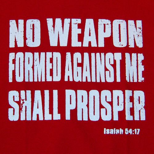Isaiah 54 17 inspiration pinterest best isaiah 54 for Is god against tattoos